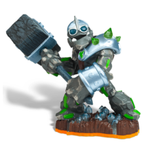 Skylanders Giants / Giant figura / Crusher