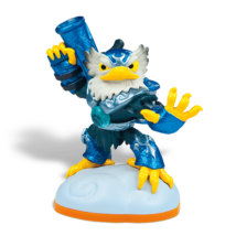 Skylanders Giants / Figura / Lightcore Jet-Vac