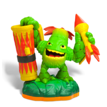 Skylanders Giants / Figura / Zook (Series 2)