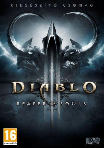Activision Blizzard Diablo III: Reaper of Souls (PC) 2801922