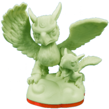 Skylanders Giants / Figura / Glow-in-the-Dark Sonic Boom ˇhasznált