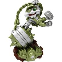 Skylanders Superchargers / Supercharger figura / Steel Plated Smash Hit ˇhasznált