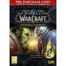 World of Warcraft: Battle for Azeroth Előrendelői (PC)