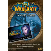 World of Warcraft Gamecard (60 napos)