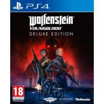 Wolfenstein Youngblood Deluxe Edition (PS4)