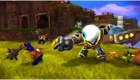 Skylanders Giants kezdőcsomag (X360)