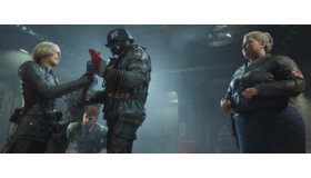 Wolfenstein 2: The New Colossus (XBOX ONE)