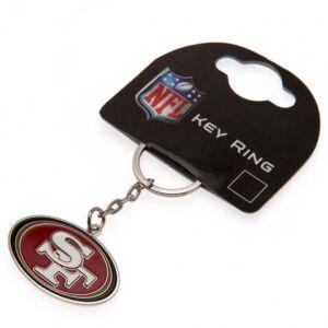 San Francisco 49ers NFL kulcstartó