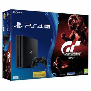Sony PlayStation 4 Pro 1 TB + Gran Turismo Sport Bundle