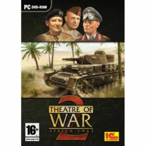 Theater of War 2: Africa 1943 (PC)