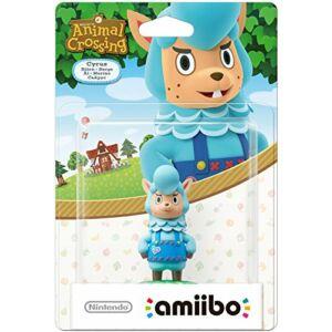 Animal Crossing Collection / Cyrus amiibo figura