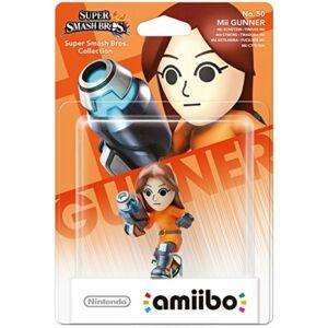 Super Smash Bros. Collection / Mii Gunner amiibo figura (#50)