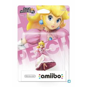 Super Smash Bros. Collection / Peach amiibo figura (#2)