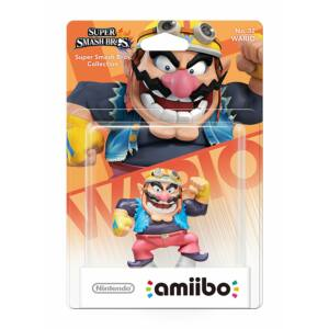 Super Smash Bros. Collection / Wario amiibo figura (#32)