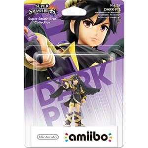 Super Smash Bros. Collection / Dark Pit amiibo figura (#39)