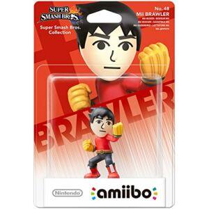 Super Smash Bros. Collection / Mii Brawler amiibo figura (#48)