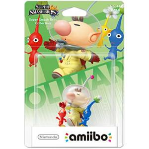 Super Smash Bros. Collection / Olimar amiibo figura (#44)