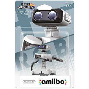 Super Smash Bros. Collection / R.O.B amiibo figura (#46)