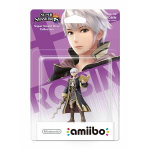 Super Smash Bros. Collection / Robin amiibo figura (#30)