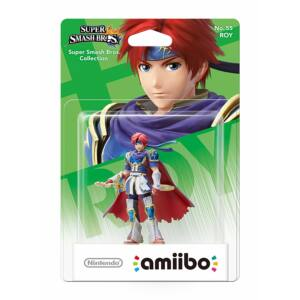 Super Smash Bros. Collection / Roy amiibo figura (#55)