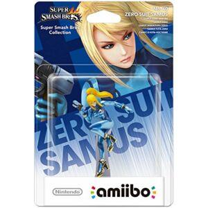 Super Smash Bros. Collection / Zero Suit Samus amiibo figura (#40)
