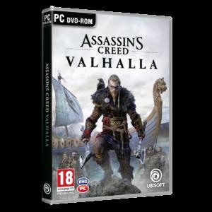 ASSASSIN'S CREED VALHALLA - STANDARD EDITION (PC)