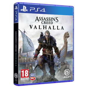 ASSASSIN'S CREED VALHALLA - GOLD EDITION (PS4)