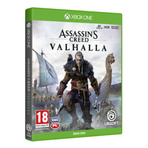 ASSASSIN'S CREED VALHALLA - STANDARD EDITION (XBOX ONE)