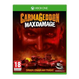 Carmageddon: Max Damage (XBOX ONE)