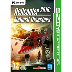 Helicopter 2015: Natural Disasters (PC)