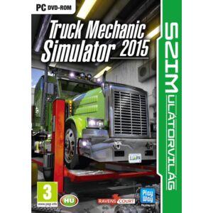 Truck Mechanic Simulator 2015 (PC)