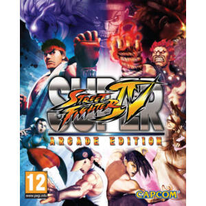 Super Street Fighter IV. Arcade Edition (PC)