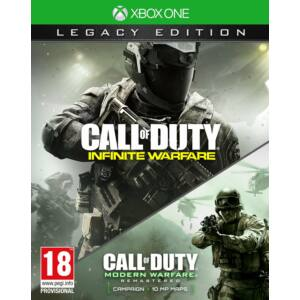 Call of Duty: Infinite Warfare - Legacy Edition (XBOX ONE)