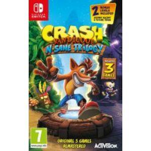 Crash Bandicoot N. Sane Trilogy (Nintendo Switch)