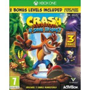 Crash Bandicoot N. Sane Trilogy (X1)