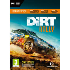 DiRT Rally - Legend Edition (PC)