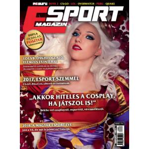 Esport Magazin 2018/01