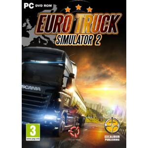 Euro Truck Simulator 2 Legendary Edition (PC) CSAK KÓD