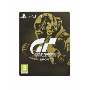Gran Turismo: Sport (PS4) - Steelbook Edition