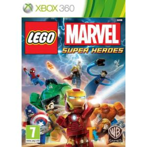 LEGO Marvel Super Heroes (X360)