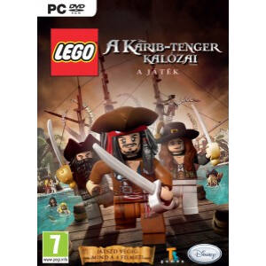 LEGO Pirates of the Caribbean (PC)