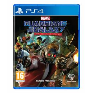 Marvel's Guardians of the Galaxy: The Telltale Series (PS4)