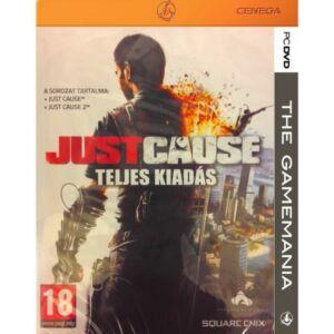 Just Cause Teljes Kiadás (PC)