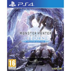 Monster Hunter World: Iceborne Master Edition (PS4)