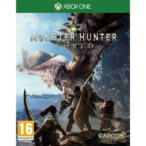Monster Hunter: World (XBOX ONE)