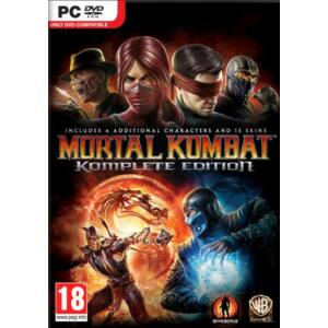 Mortal Kombat: Komplete Edition (PC)