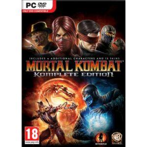 Mortal Kombat: Komplete Edition (PC)