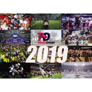 NFL-Falinaptár 2019