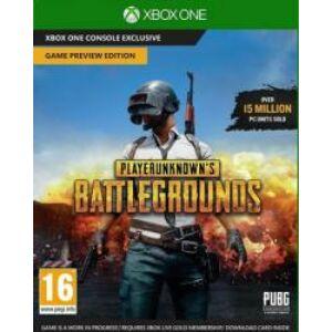 Playerunknown´s Battlegrounds