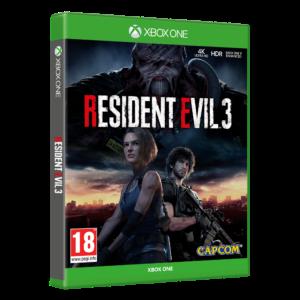 RESIDENT EVIL 3 (XBOX ONE)